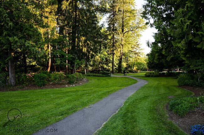 Fleetwood Park Path, Fleetwood, Surrey