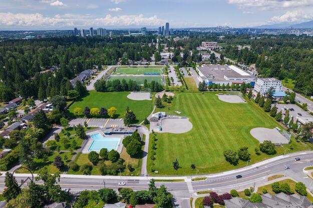 Hjorth Park, Guildford Neighbourhood, Surrey