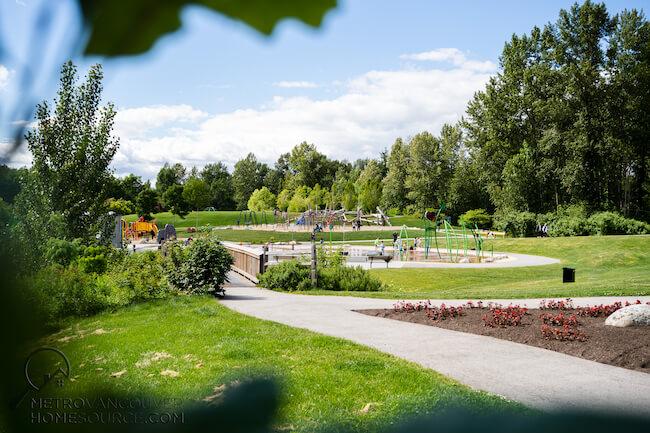 Hawthorn Park, North Surrey Neighbourhood, Surrey