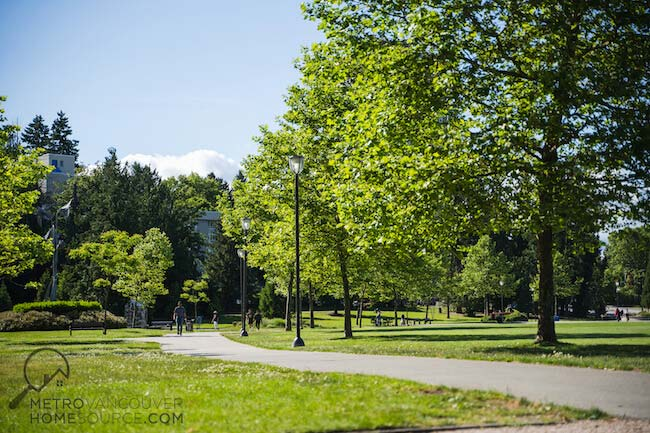 Holland Park in North Surrey Neighbourhood, Surrey