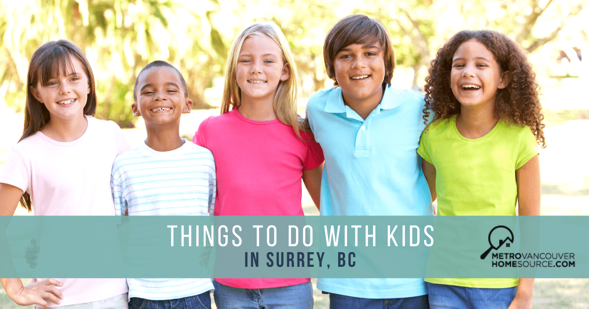 Things to Do With Kids in Surrey
