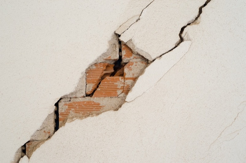Cracks in Home Foundation