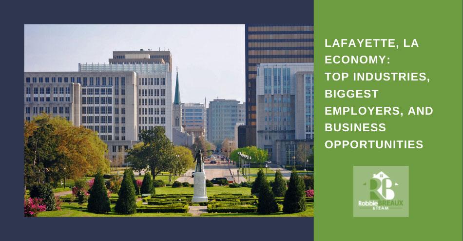 Lafayette Economy Guide