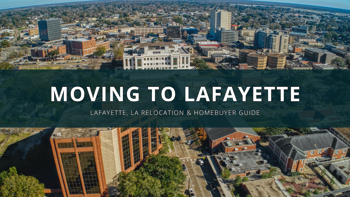 Moving to Lafayette Relocation Guide