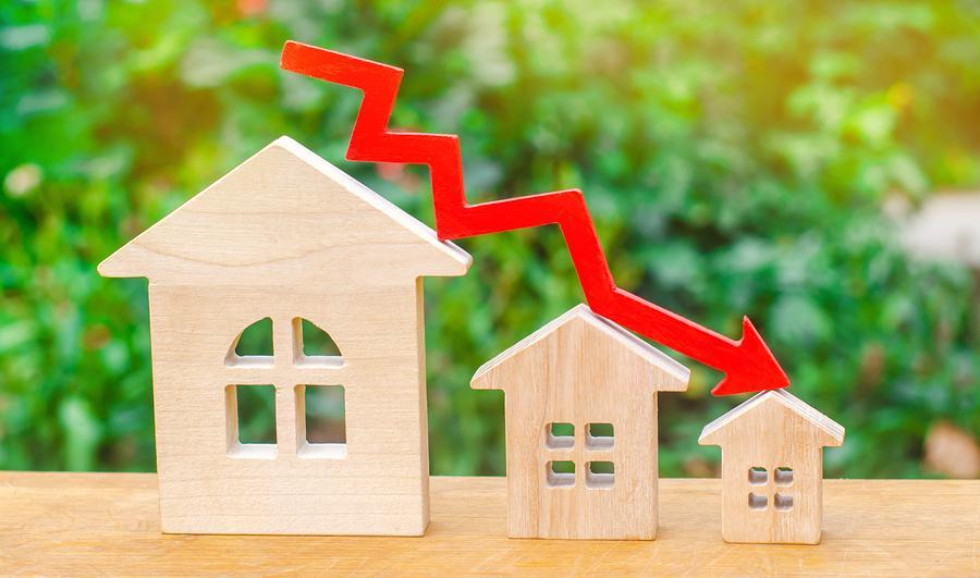 Calgary Home Prices Declining