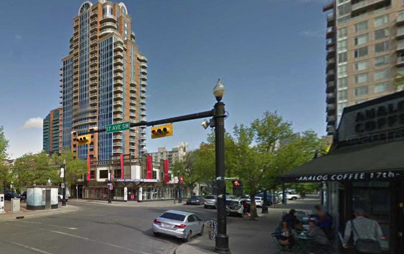 Beltline Neighbourhood Calgary