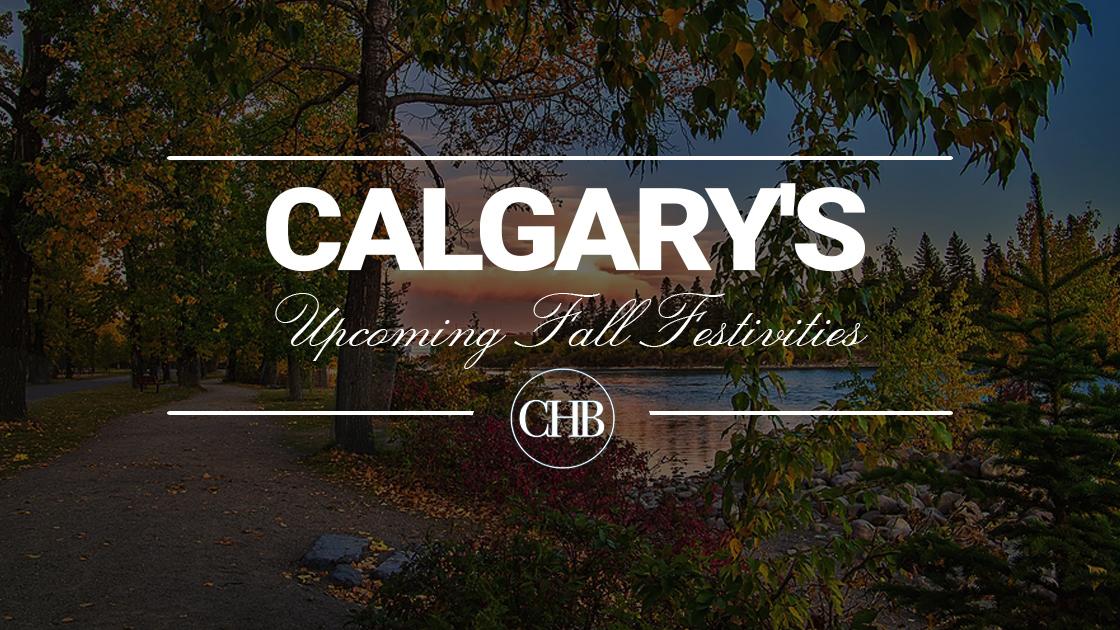 Calgary Fall Events