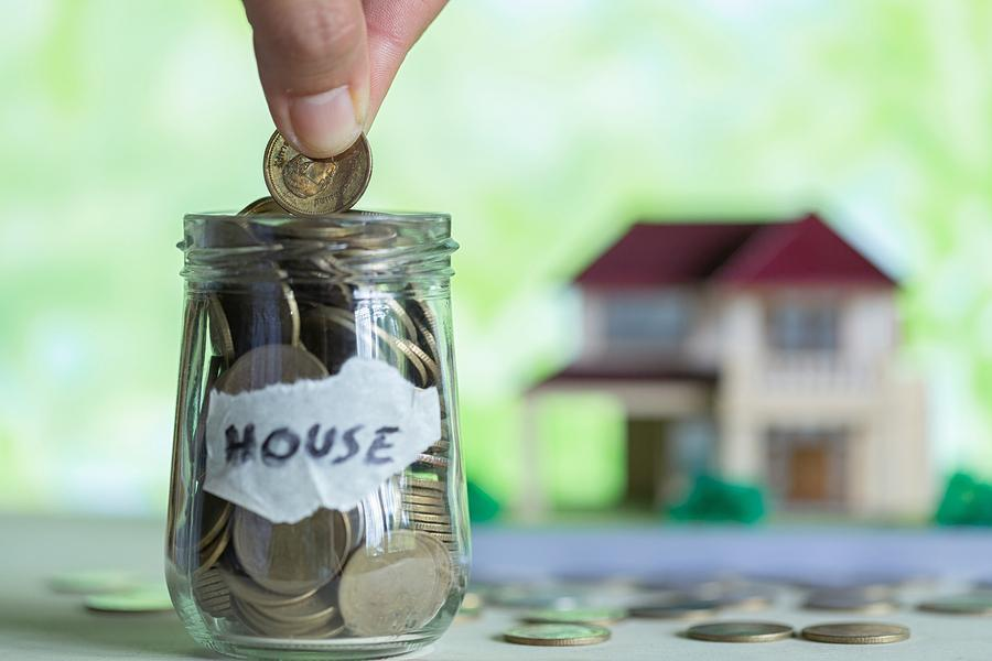 Saving for a house in Calgary