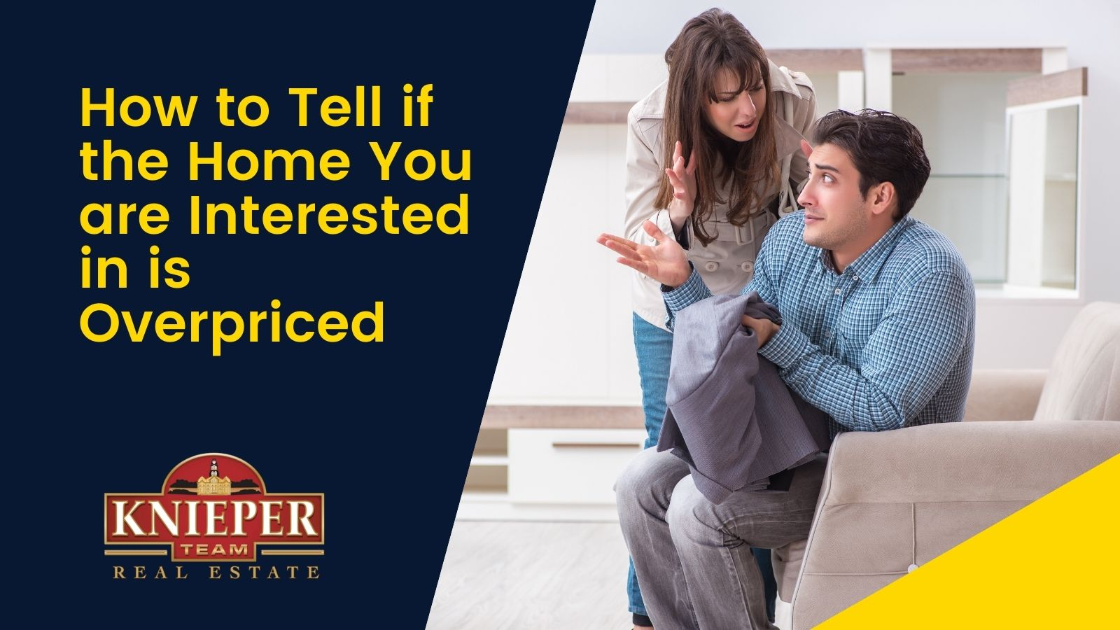 How to Tell if the Home You are Interested in is Overpriced