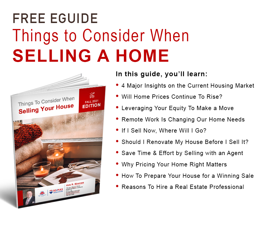 eGuide Selling Your Home Fall 2021
