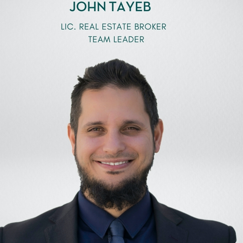 John Tayeb broker at Tayeb Group