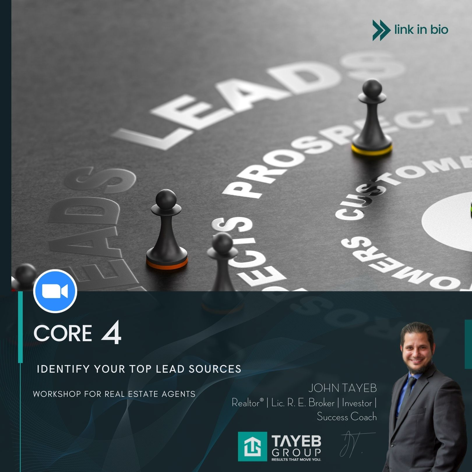 lead generation for real estate agents
