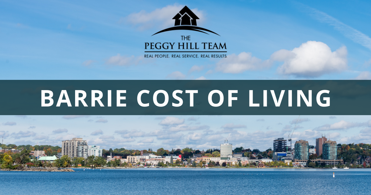 Barrie Cost of Living Guide