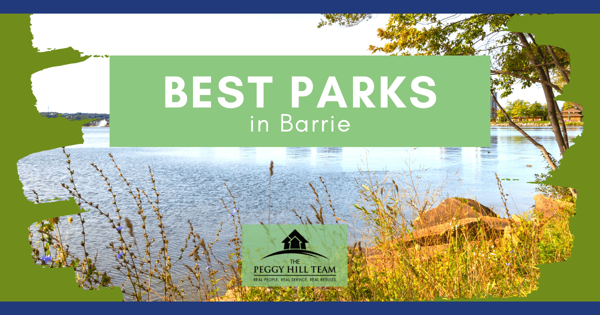 Best Parks in Barrie