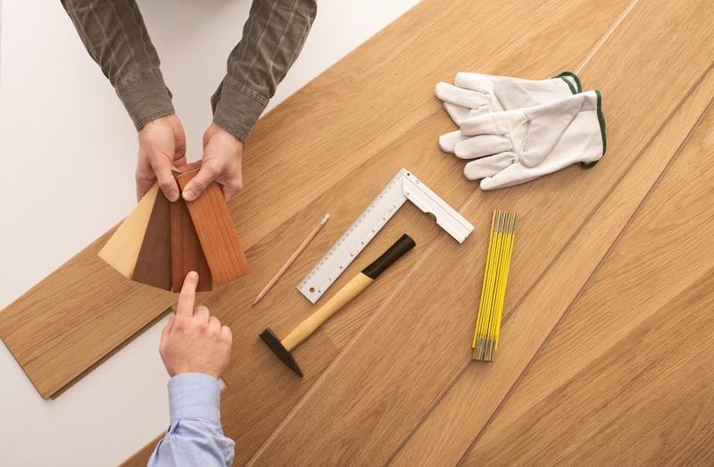 Tips for Taking Care of Hardwood Floors