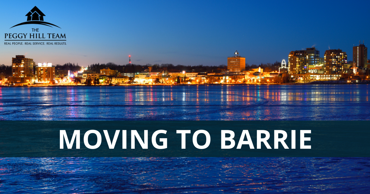 Moving to Barrie Relocation Guide