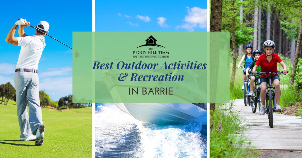 Best Outdoor Activities in Barrie