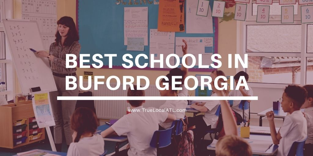 Best Schools in Buford Georgia
