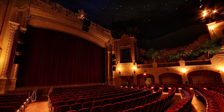 #1 Plaza Theatre