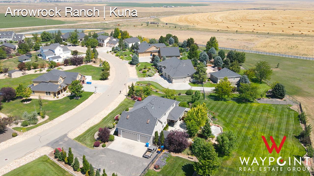 Arrowrock Ranch Real Estate