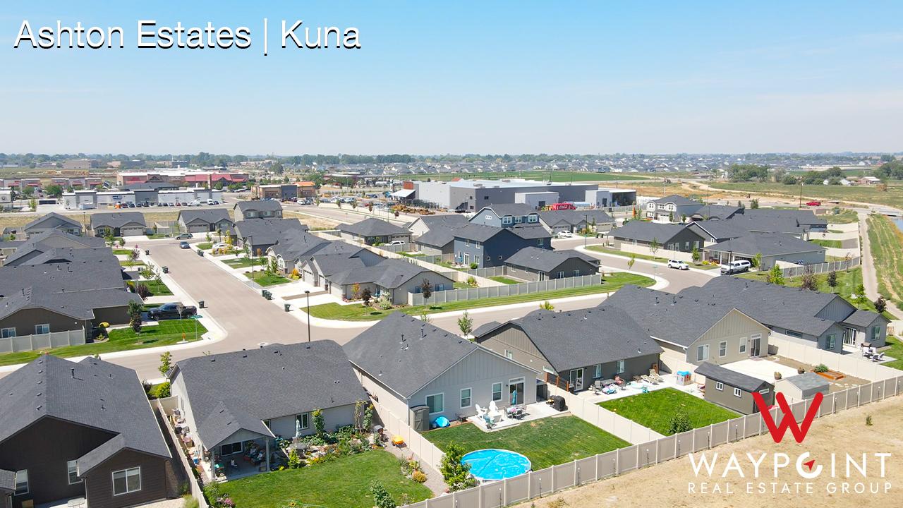 Ashton Estates Real Estate