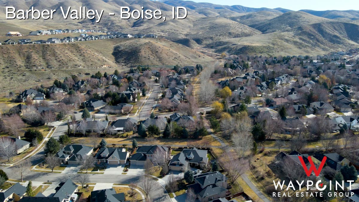 Barber Valley Real Estate