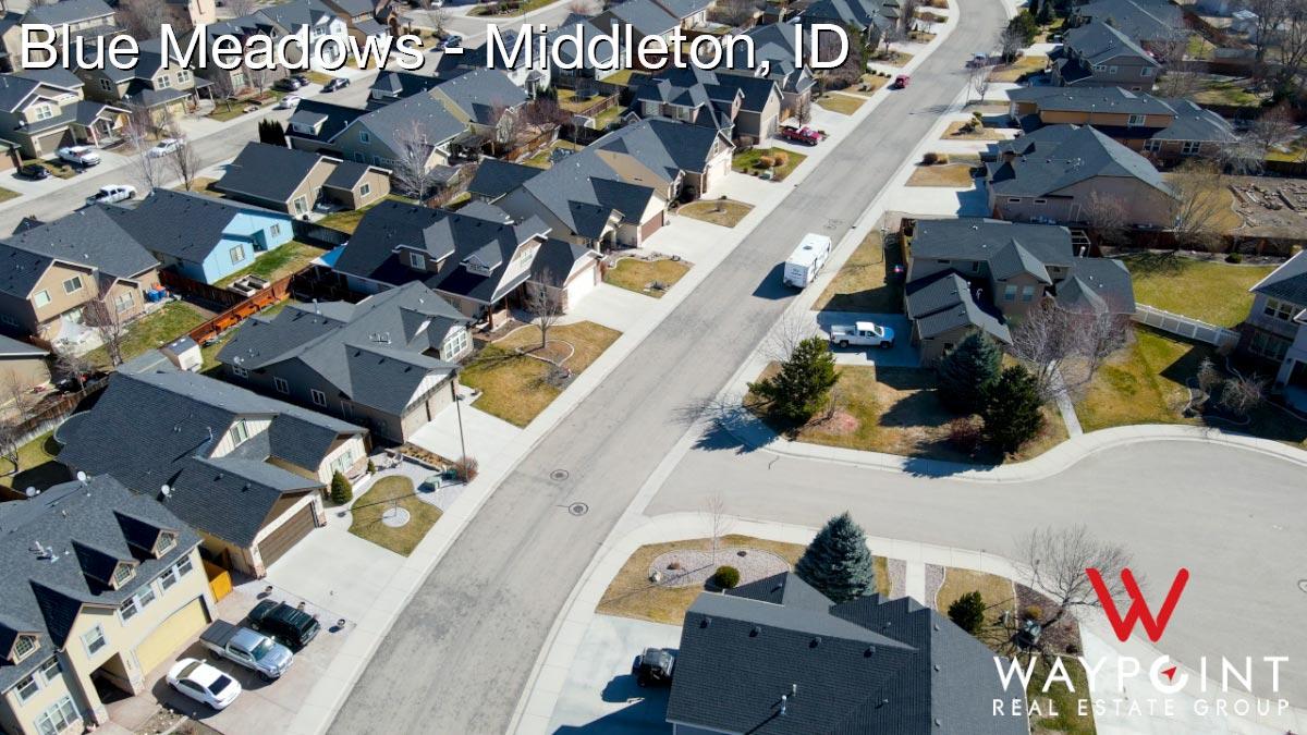 Blue Meadows Real Estate