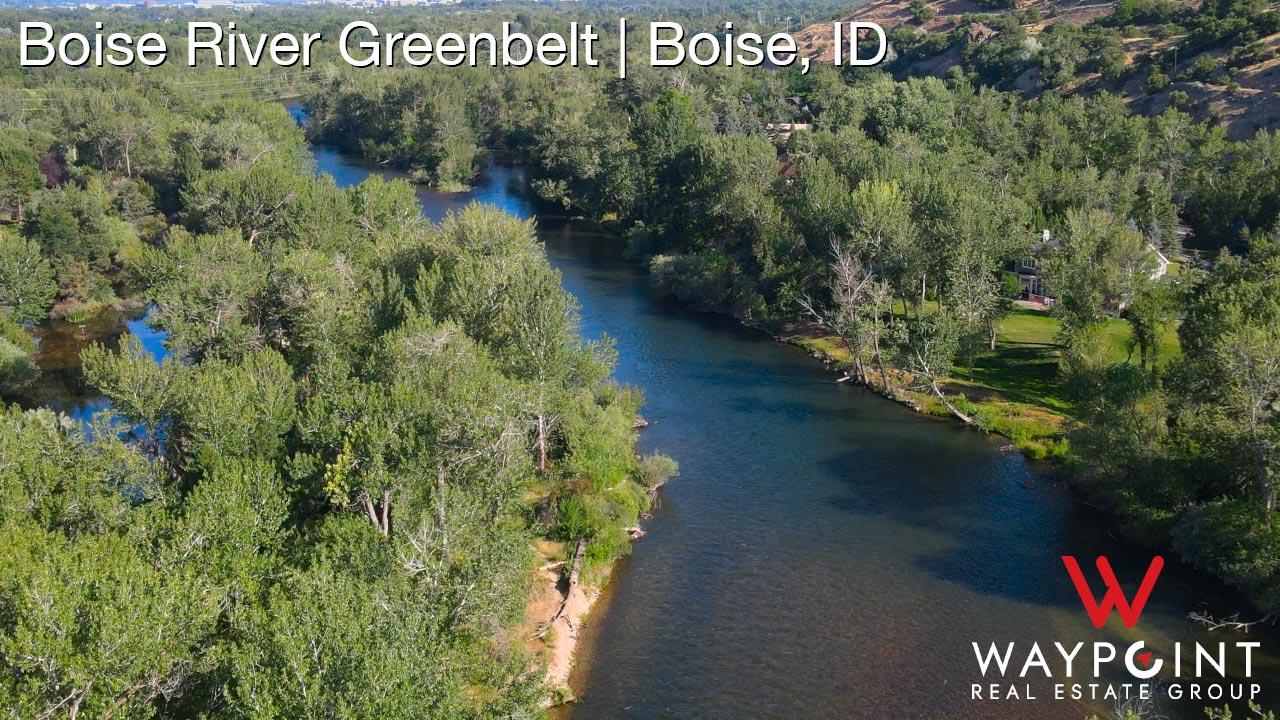 Boise River Greenbelt Real Estate