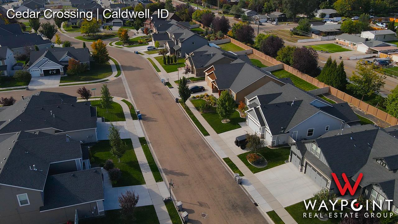 Cedar Crossing Real Estate