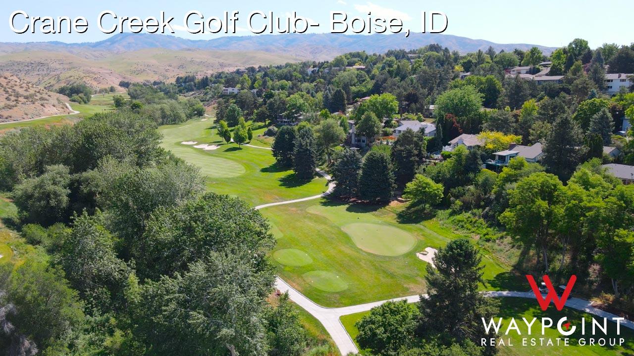 Crane Creek Golf Club Real Estate