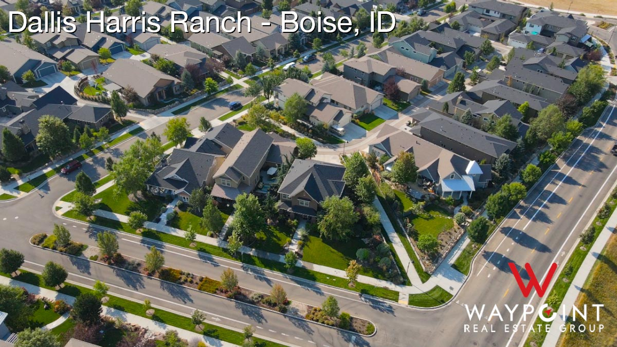 Dallas Harris Ranch Real Estate