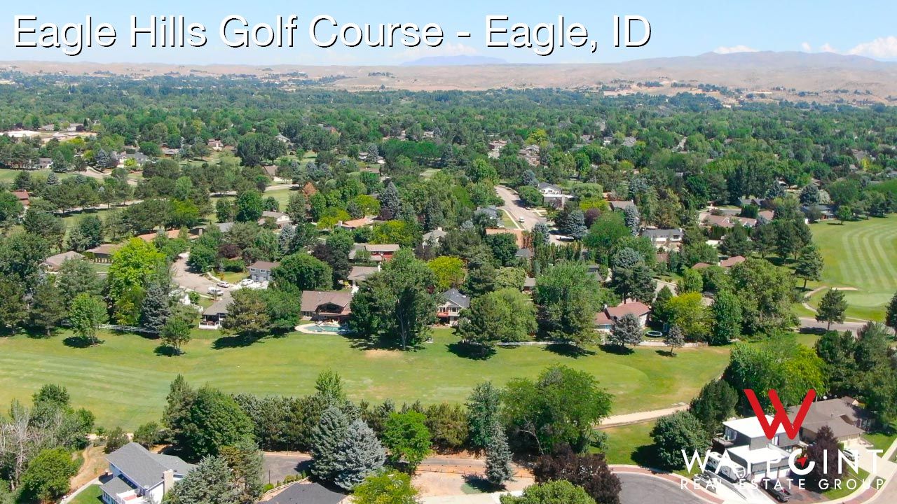 Eagle Hills Golf Course Real Estate