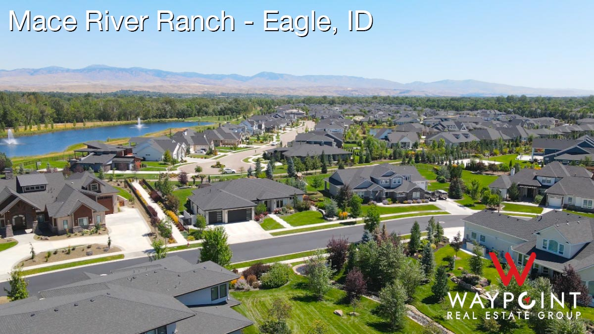 Mace River Ranch Eagle ID