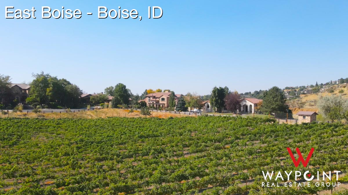 East Boise Real Estate
