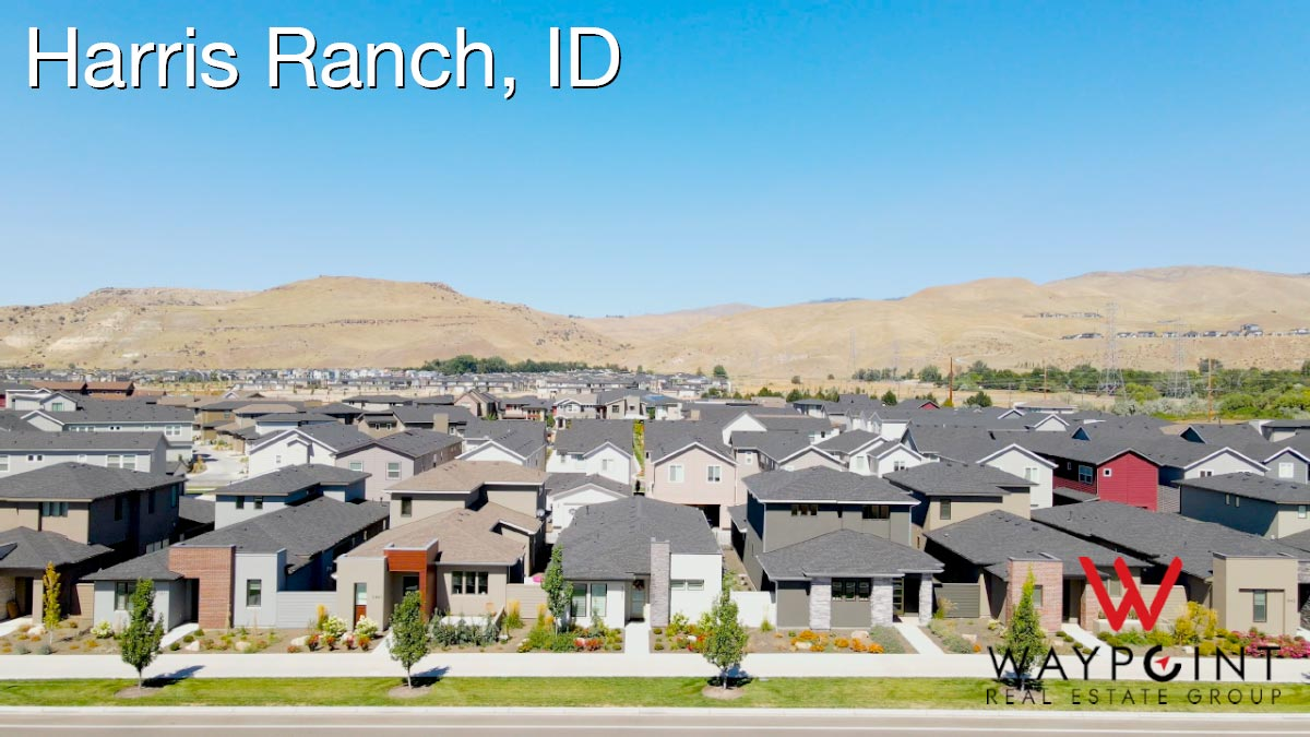 Harris Ranch Real Estate