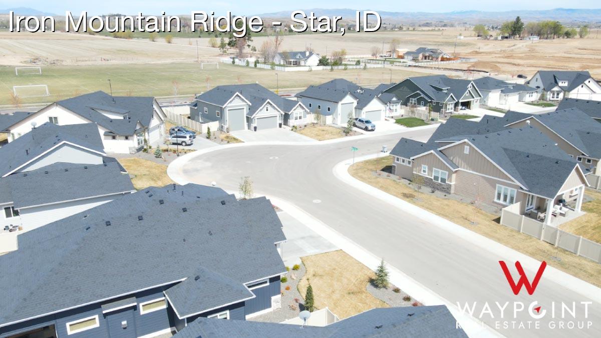 Iron Mountain Ridge Real Estate