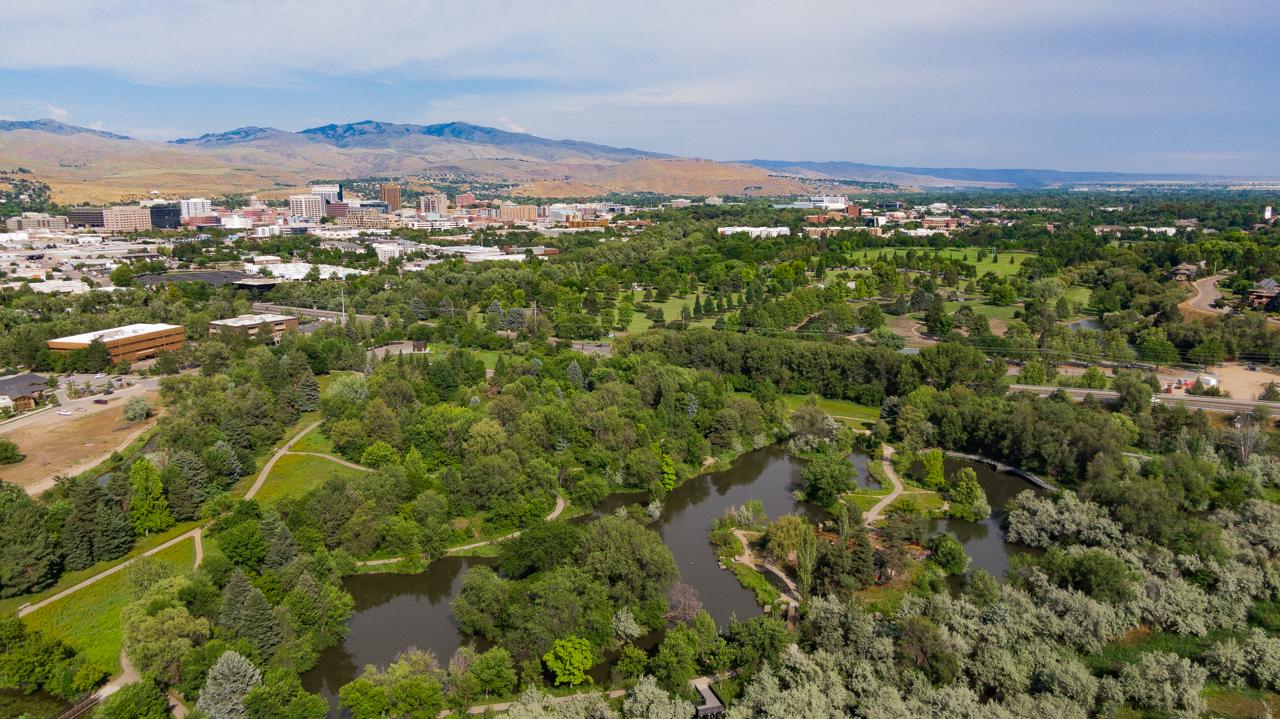 Kathryn Alberston Park in Boise, ID