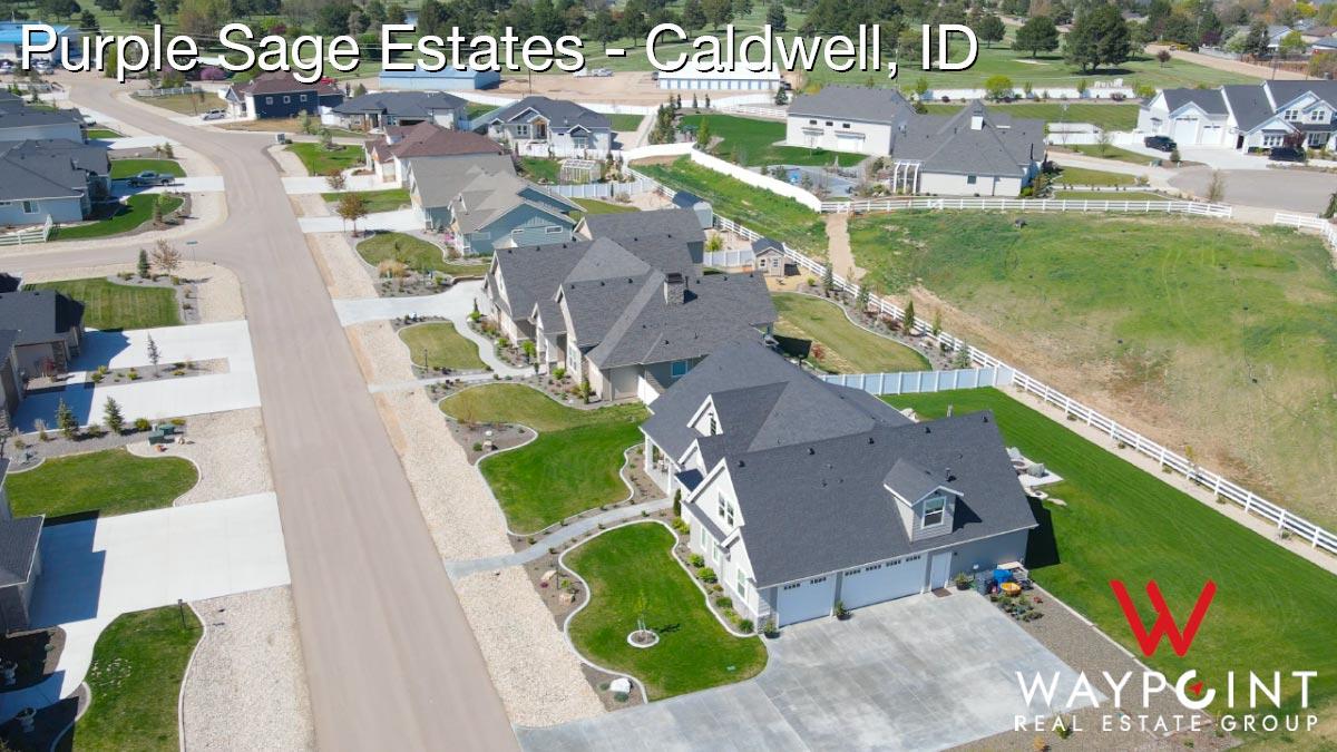 Purple Sage Estates Real Estate