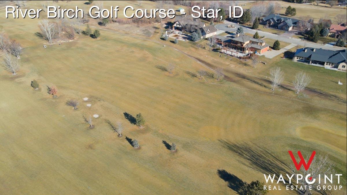 River Birch Golf Course Real Estate