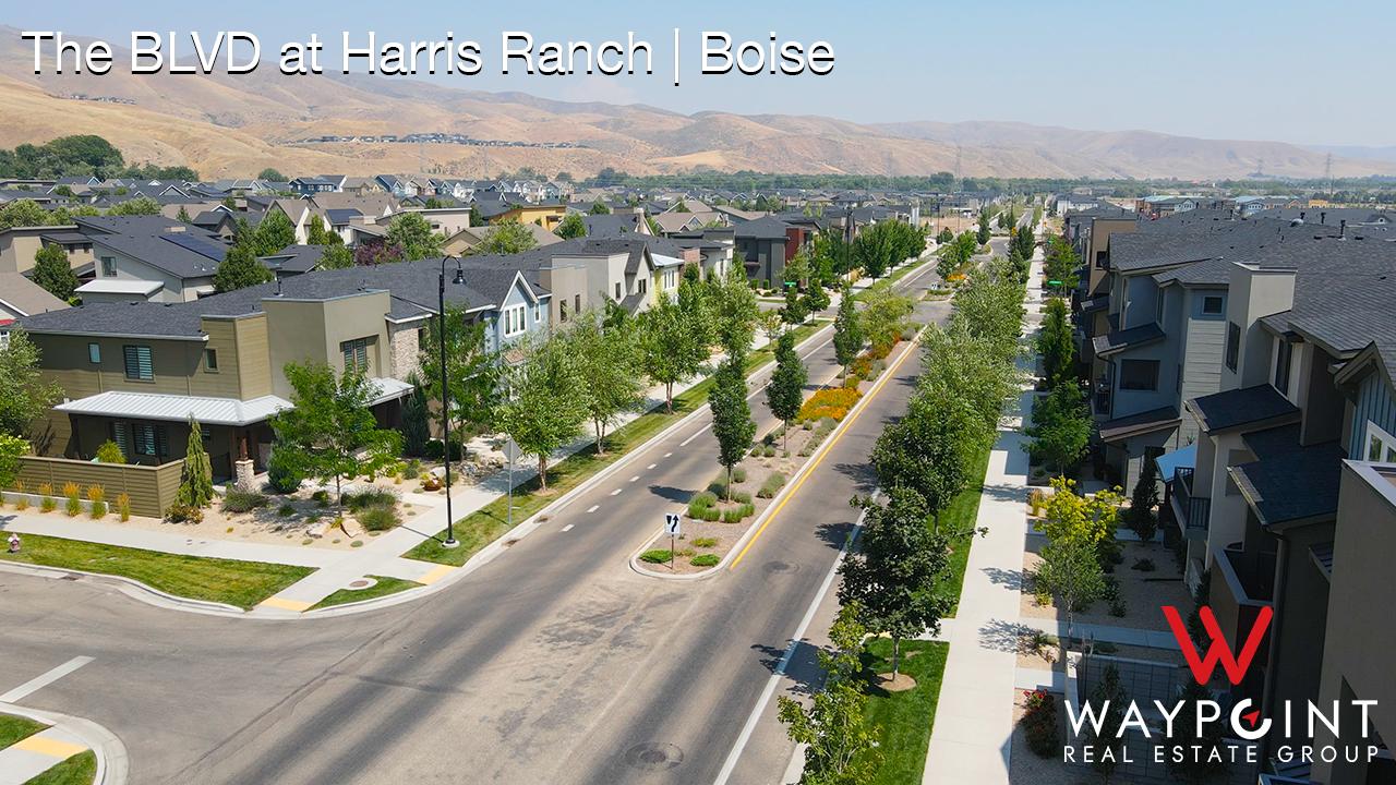 The BLVD at Harris Ranch Real Estate