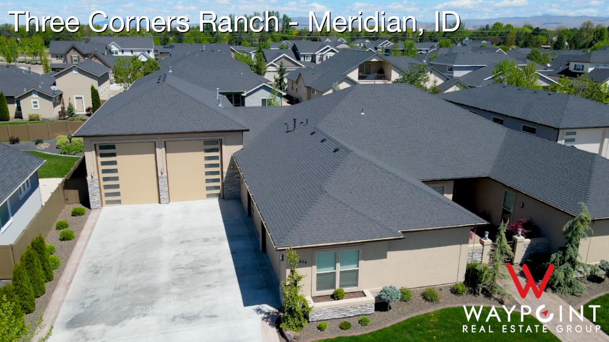 Three Corners Ranch Real Estate