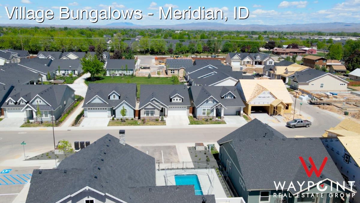Village Bungalows Real Estate