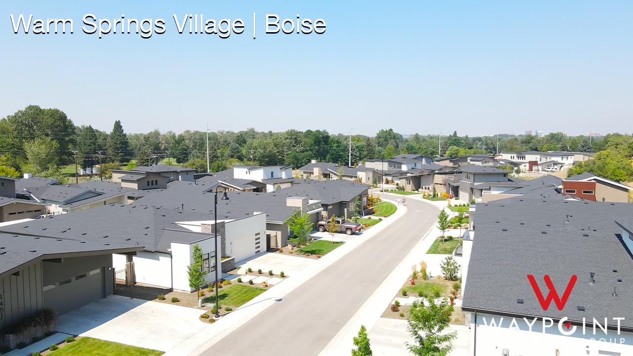 Warm Springs Village Real Estate