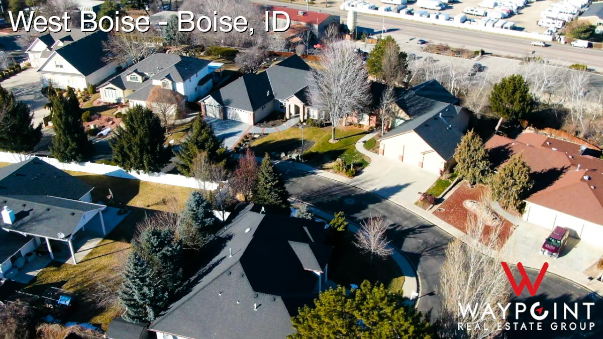 West Boise Real Estate