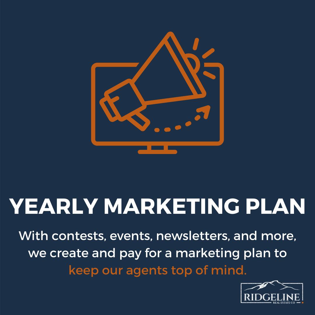 Yearly Marketing Plan