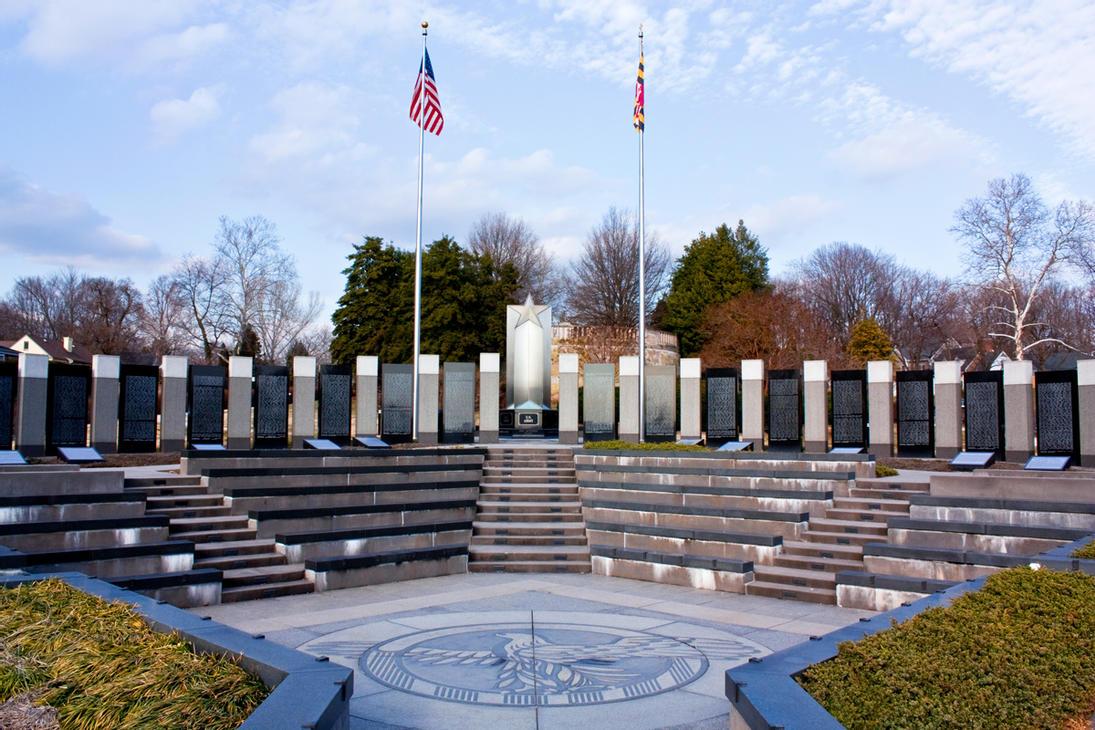 Maryland-World-War-II-Memorial