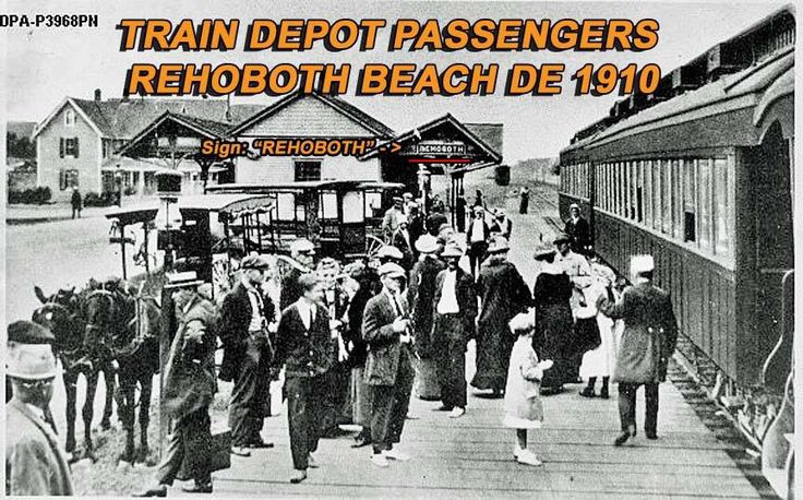 Rehoboth-Beach-Train