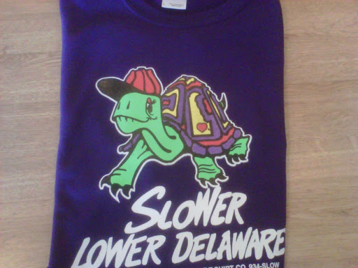 Slower-Lower-Delaware-T-Shirts