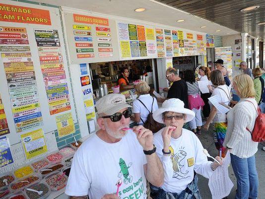The Ice Cream Store