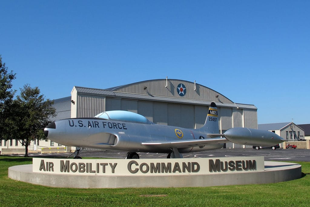 Air-Mobility-Command-Museum
